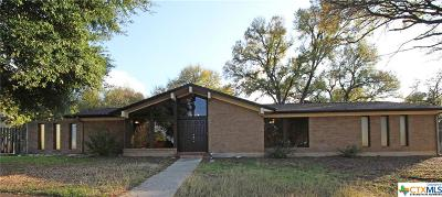 Copperas Cove Single Family Home For Sale: 910 Tammy