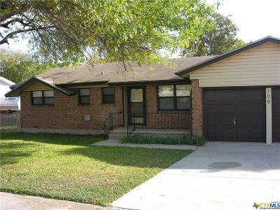 Copperas Cove TX Single Family Home For Sale: $75,000