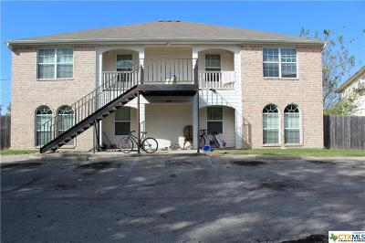 Killeen Multi Family Home For Sale: 4707 Westcliff #B