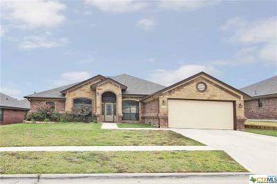 Killeen Single Family Home For Sale: 2705 Inspiration