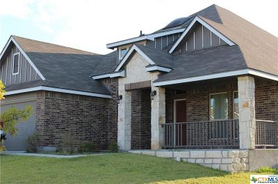 Copperas Cove Single Family Home For Sale: 1249 Jester