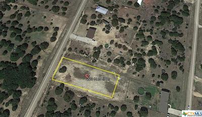 Copperas Cove Residential Lots & Land For Sale: 221 Harrell Drive