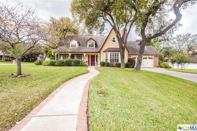 Temple Single Family Home For Sale: 2701 Wickersham Drive