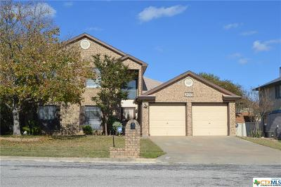 Copperas Cove TX Single Family Home For Sale: $174,900