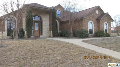 Killeen TX Single Family Home For Sale: $347,000