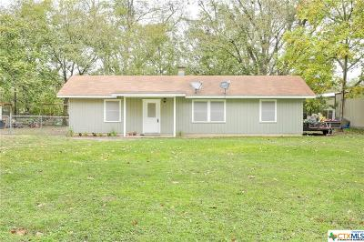 McQueeney Single Family Home For Sale: 2653 Terminal Loop Road