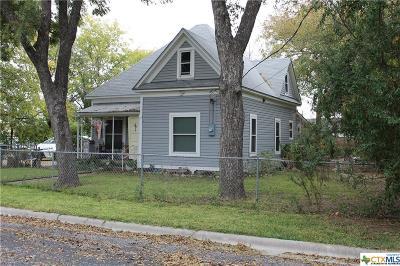 Killeen Single Family Home For Sale: 804 N 12th Street