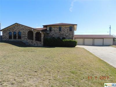 Copperas Cove Single Family Home For Sale: 1203 Leif