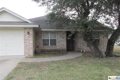 Belton Single Family Home For Sale: 1011 Carla Kay