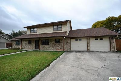 Copperas Cove Single Family Home For Sale: 1316 Bluebird Trail