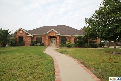 Harker Heights Single Family Home For Sale: 2014 Elk Trail