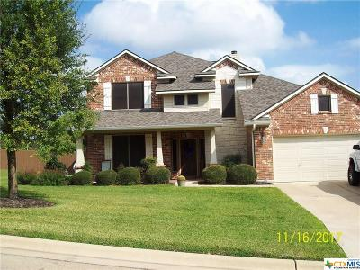 Harker Heights TX Single Family Home For Sale: $364,900