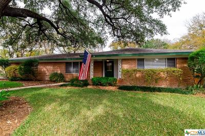 Belton Single Family Home For Sale: 1204 Forest Drive