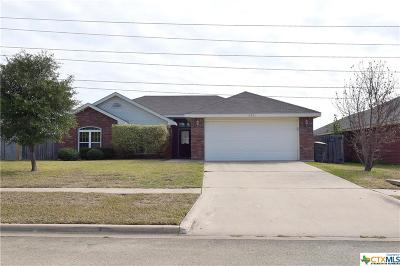 Killeen Single Family Home For Sale: 3606 Saul