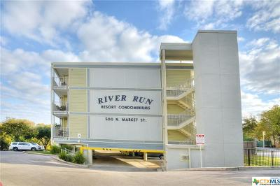 New Braunfels Condo/Townhouse For Sale: 500 Market Avenue #303