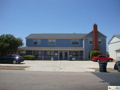 Killeen Rental For Rent: 2603-A Bermuda Drive
