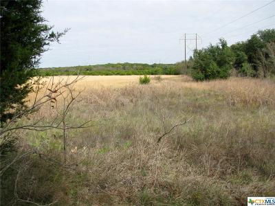 Coryell County Residential Lots & Land For Sale: Tdb Jack Butler