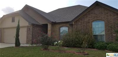 Harker Heights Single Family Home For Sale: 2507 Boxwood