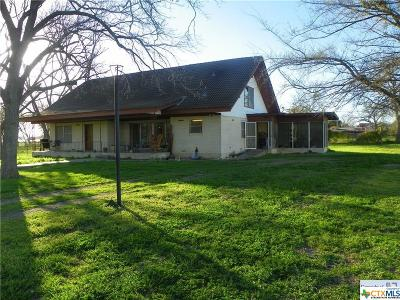 Guadalupe County Single Family Home For Sale: 4393 Sh 46