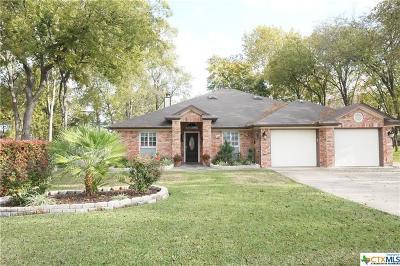 Killeen Single Family Home For Sale: 102 Ambrey Cove