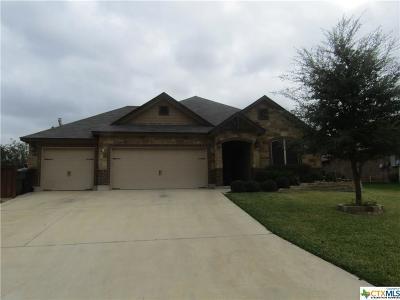 Temple TX Single Family Home For Sale: $229,000