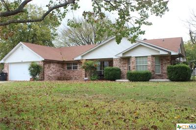 Killeen TX Single Family Home For Sale: $150,000