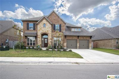 Seguin Single Family Home For Sale: 2721 Saddlehorn