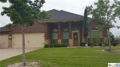 Harker Heights TX Single Family Home For Sale: $288,000
