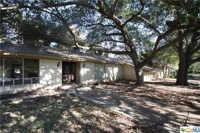 Salado TX Single Family Home For Sale: $270,000