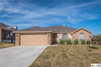 Killeen TX Single Family Home For Sale: $176,999
