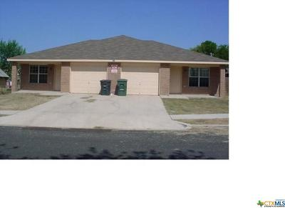 Killeen Multi Family Home For Sale: 531 54th Street #A & B