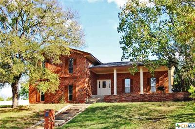 Harker Heights Single Family Home For Sale: 704 Davis Circle