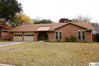 Temple Single Family Home For Sale: 209 Cheyenne Drive