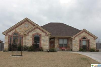 Nolanville TX Single Family Home For Sale: $209,900