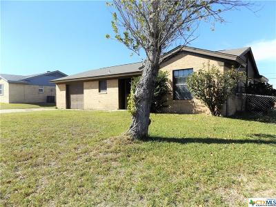 Copperas Cove Single Family Home For Sale: 909 19th