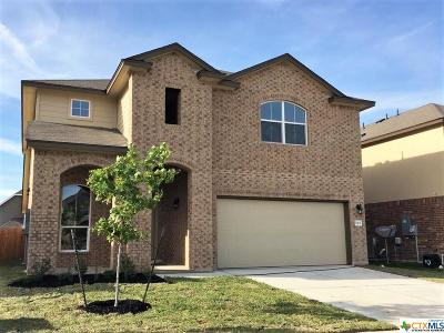 Killeen TX Single Family Home For Sale: $220,012