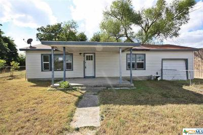 Copperas Cove Single Family Home For Sale: 202 Allen