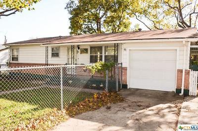 Killeen Single Family Home For Sale: 202 Voelter