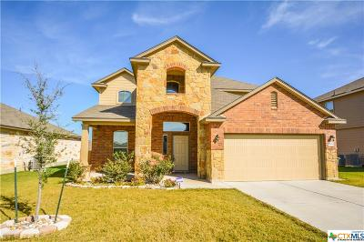 Copperas Cove Single Family Home For Sale: 1606 Neff Drive