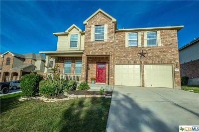 New Braunfels Single Family Home For Sale: 2027 Belvedere Court