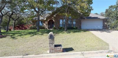 Copperas Cove Single Family Home For Sale: 1014 Kim