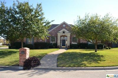 Harker Heights Single Family Home For Sale: 404 Panda