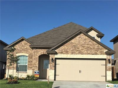 Killeen Single Family Home For Sale: 9604 Glynhill Court