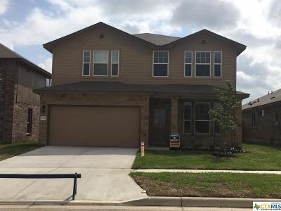 Killeen Single Family Home For Sale: 9608 Glynhill Court