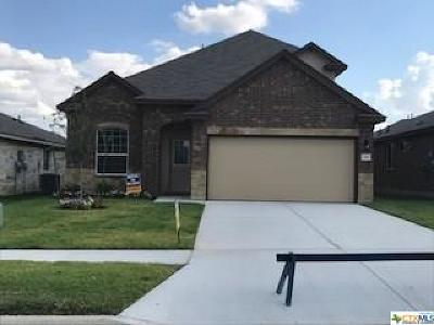 Killeen Single Family Home For Sale: 3416 Parkmill Drive.