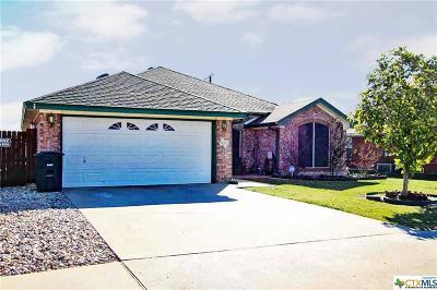 Killeen Single Family Home For Sale: 4300 Pennington Avenue