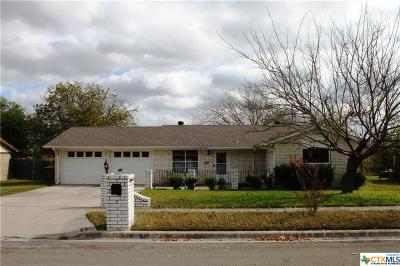 Killeen Single Family Home For Sale: 1810 Sycamore