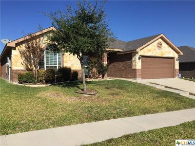 Killeen Single Family Home For Sale: 2511 Traditions Drive