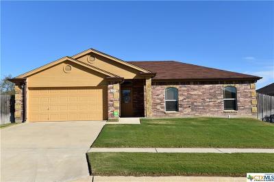 Killeen TX Single Family Home For Sale: $139,000