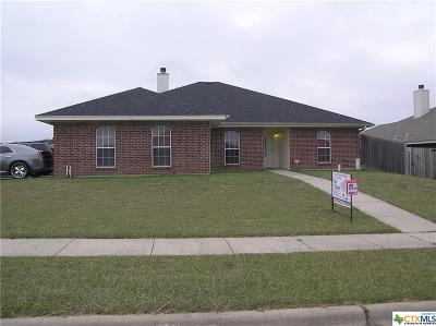 Killeen Single Family Home For Sale: 4411 Sonora Drive
